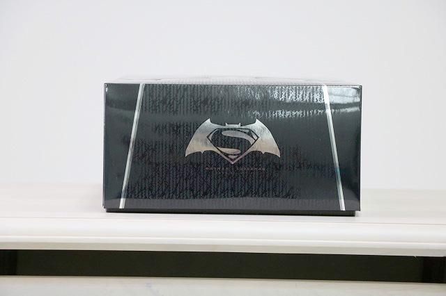 ホットトイズ ムービーマスターピース アーマードバットマン ブラック・クロム レビュー パッケージ