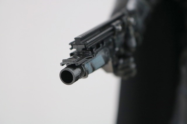 ホットトイズ ムービーマスターピース アーマードバットマン ブラック・クロム レビュー 付属品 グレネードガン