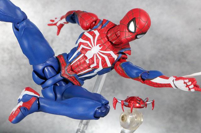 S.H.フィギュアーツ スパイダーマン アドバンス・スーツ(Marvel's Spider-Man) レビュー