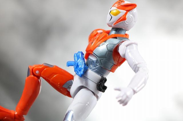 RKF RIDER KICK'S FIGURE 仮面ライダーバルキリー ラッシングチーター レビュー アクション
