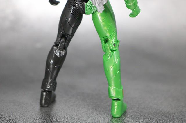 RKF RIDER KICK'S FIGURE 仮面ライダーW サイクロンジョーカー レビュー 全身