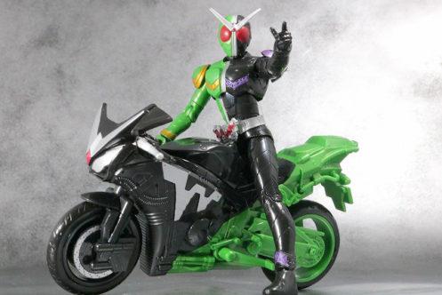 RKF 仮面ライダーW サイクロンジョーカー&ハードボイルダー レビュー