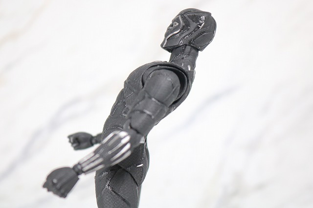 MAFEX ブラックパンサー レビュー 可動範囲