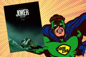 【終了】Comi-Cha企画第2弾!アメコミ大作『ジョーカー』のムビチケを抽選で3名にプレゼント!