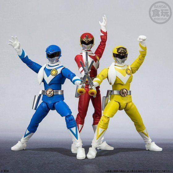 SHODO-SUPER 太陽戦隊サンバルカン