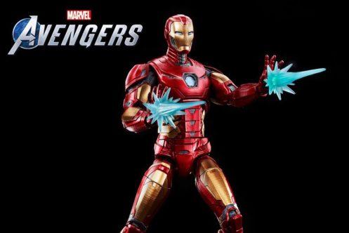 ゲーム『Marvel's Avenges』版アイアンマンがマーベルレジェンドで商品化決定!