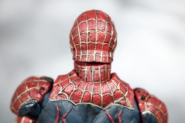 MOVIE REALIZATION スパイダーマン レビュー 全身
