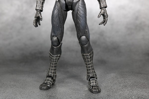 MOVIE REALIZATION ブラックスパイダーマン レビュー 全身