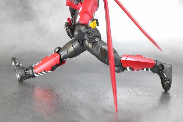 S.H.フィギュアーツ 仮面ライダービルド ラビットラビットフォーム レビュー 可動範囲