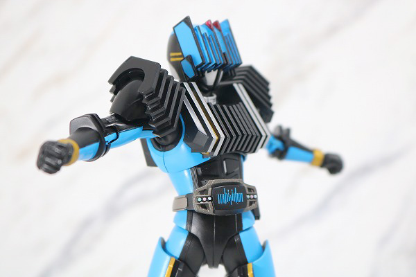 S.H.フィギュアーツ 仮面ライダーディエンド 真骨彫製法 レビュー 可動範囲