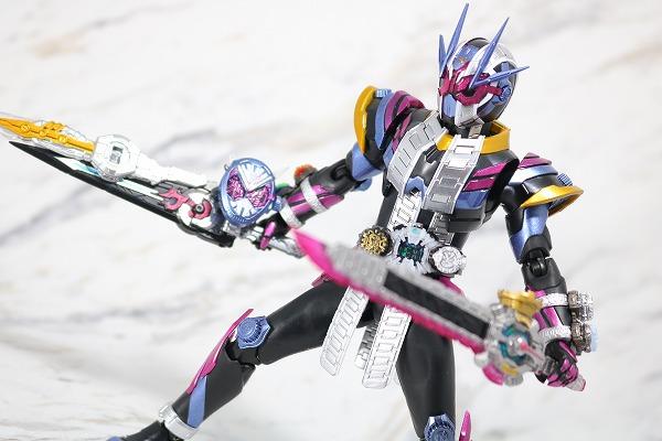 S.H.フィギュアーツ 仮面ライダージオウⅡ レビュー アクション