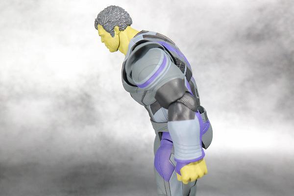 S.H.フィギュアーツ ハルク アベンジャーズ/エンドゲーム レビュー 可動範囲