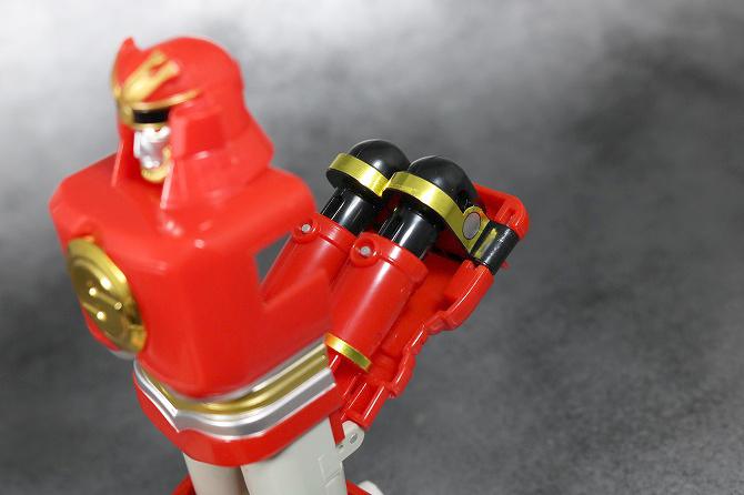 DX隠大将軍 レビュー 合体ギミック ゴッドサルダー