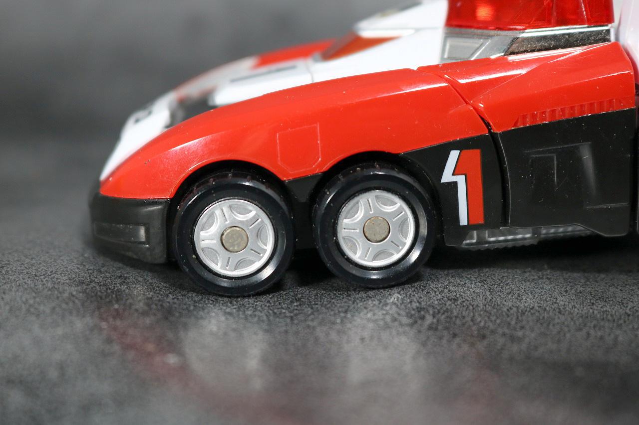 DXデカレンジャーロボ レビュー パトストライカー 全体