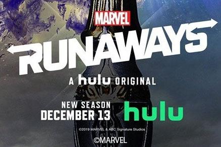 『ランナウェイズ』シーズン3予告編が解禁!『クローク&ダガー』とのクロスオーバーもあり!
