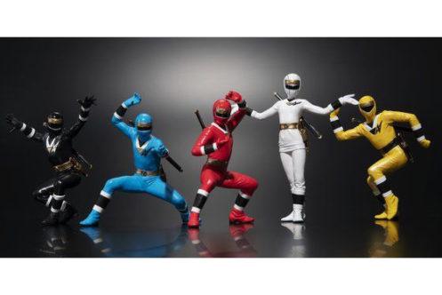 HG新作!忍者戦隊カクレンジャーが公式限定で2020年4月に発送!スーパーミニプラと合わせてコレクション!