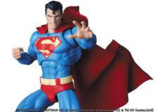 MAFEX新作!HUSH版スーパーマンが2021年1月に発売決定!クリプトナイト指輪付きのバッツ手首も!