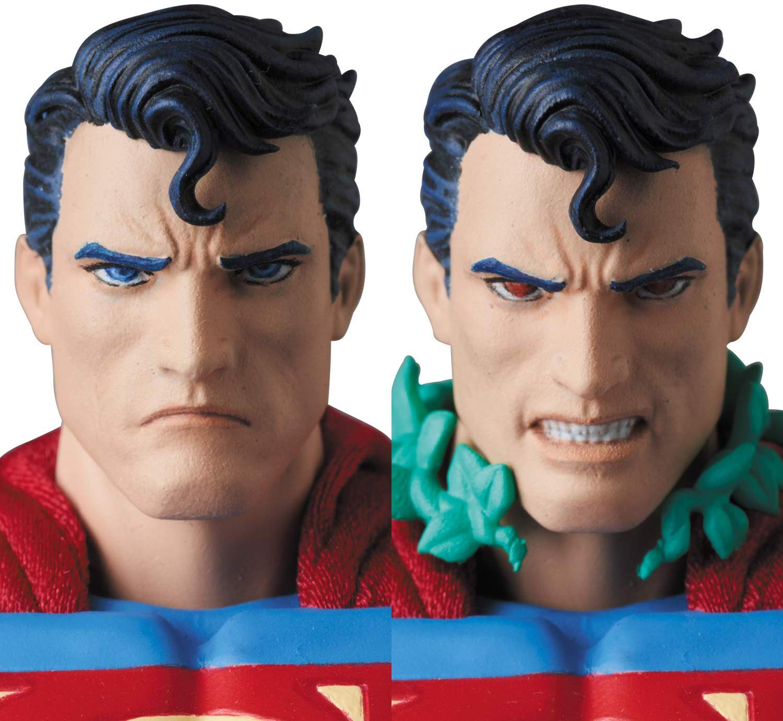 MAFEX スーパーマン HUSH Ver.
