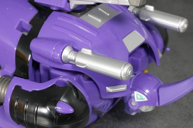 チェンジグレートメカシリーズ ドルクルス グランセイザー レビュー ライブモード 全身