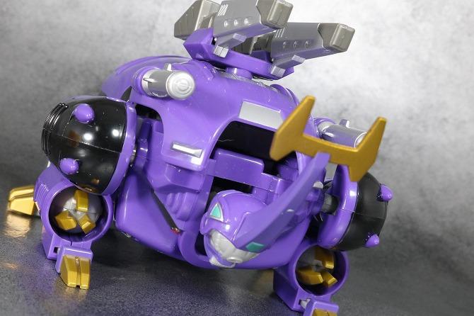 チェンジグレートメカシリーズ ドルクルス グランセイザー レビュー アクション ライブモード