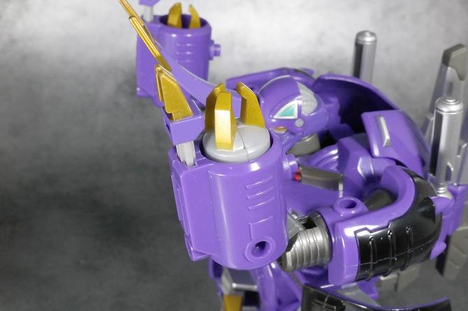 チェンジグレートメカシリーズ ドルクルス グランセイザー レビュー 変形