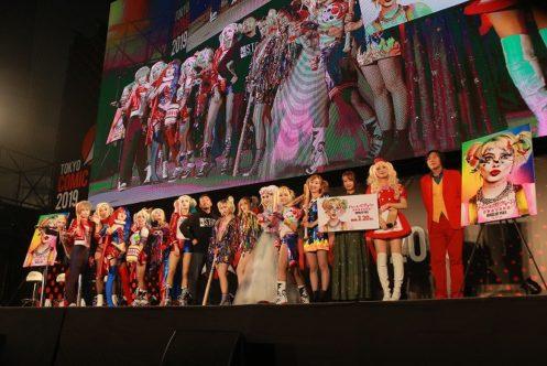 ハーレイ祭り!東京コミコン2019「DCコスプレステージ」レポート!ハイクオリティなコスで大盛況!