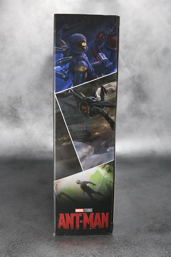 マーベルレジェンド アントマン イエロージェット MCU10周年 レビュー パッケージ