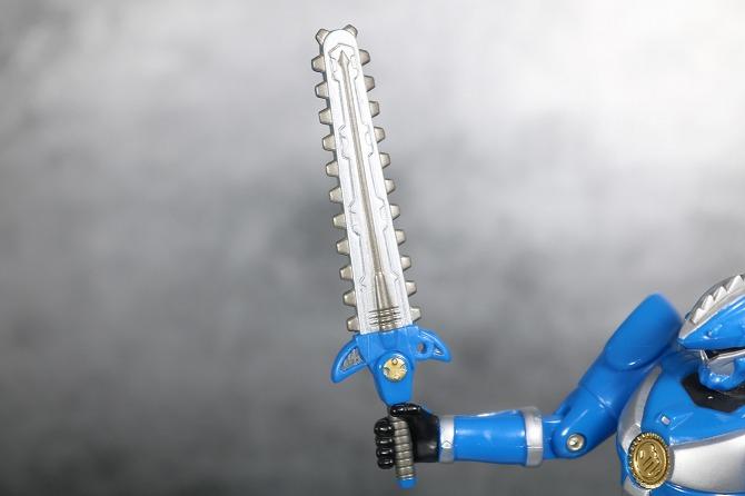 アクショングレートモデル セイザーゴルビオン レビュー 付属品 ブラスト・ソー