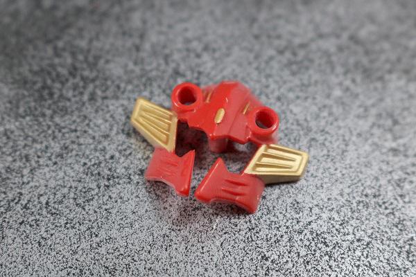 アクショングレートモデル セイザータリアス グランセイザー レビュー 付属品 ガルーダ マスク