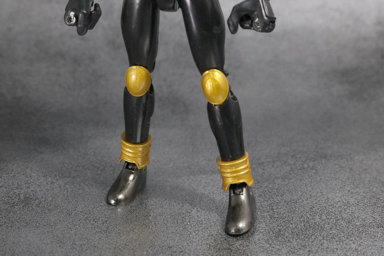 装着変身 仮面ライダークウガ マイティフォーム&グローイングフォーム レビュー 素体 全身