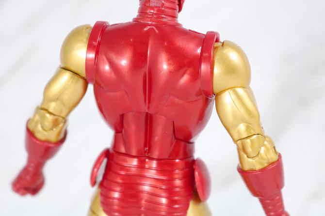 マーベルレジェンド アイアンマン(Marvel Comics 80th Anniversary) レビュー 全身