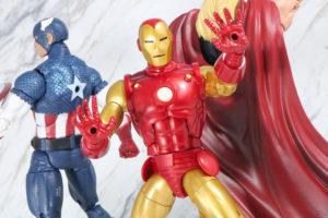 マーベルレジェンド アイアンマン(Marvel Comics 80th Anniversary) レビュー