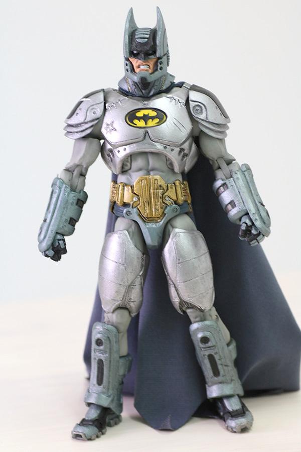 NECA ネカ バットマンVSプレデター SDCC2019限定 バットマン レビュー 全身