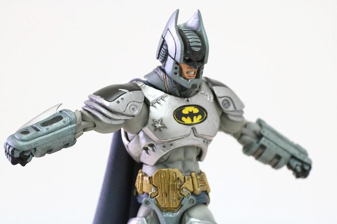 NECA ネカ バットマンVSプレデター SDCC2019限定 バットマン レビュー 可動範囲