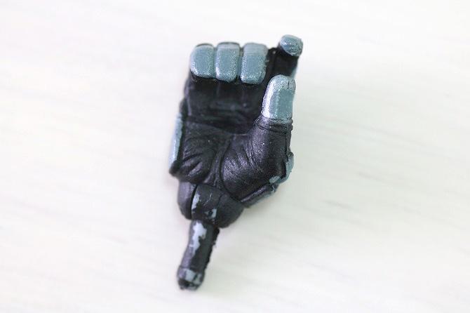 NECA ネカ バットマンVSプレデター SDCC2019限定 バットマン レビュー 付属品 手首