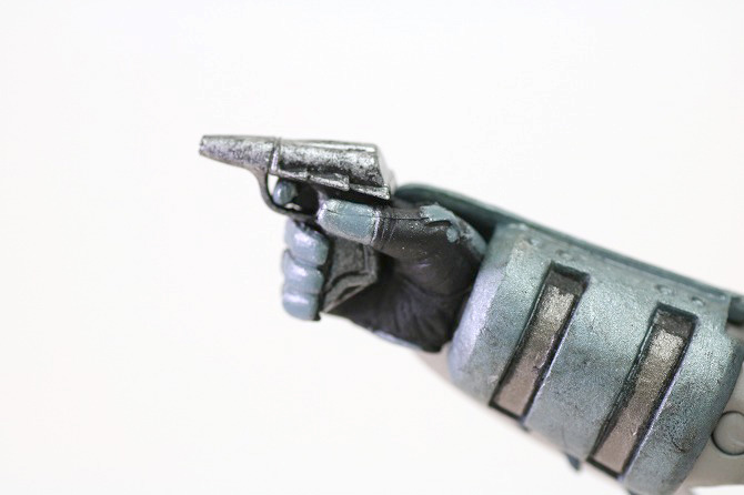 NECA ネカ バットマンVSプレデター SDCC2019限定 バットマン レビュー 付属品 ミニガン