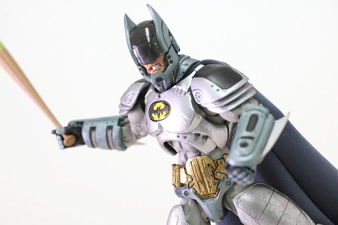 NECA ネカ バットマンVSプレデター SDCC2019限定 バットマン レビュー アクション