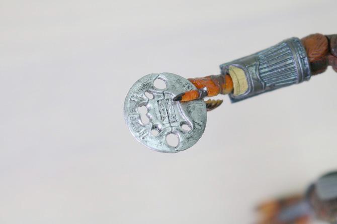 NECA ネカ バットマンVSプレデター SDCC2019限定 プレデター レビュー 付属品 レーザー・ディスク