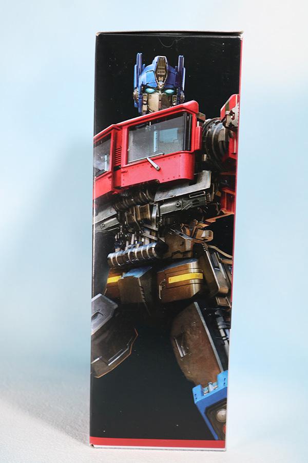 TF スタジオシリーズ SS-30 オプティマスプライム レビュー パッケージ