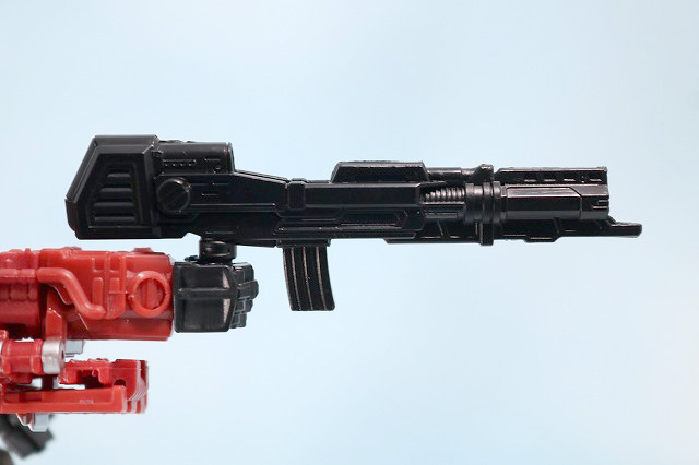 TF スタジオシリーズ SS-30 オプティマスプライム レビュー ロボットモード 付属品 銃