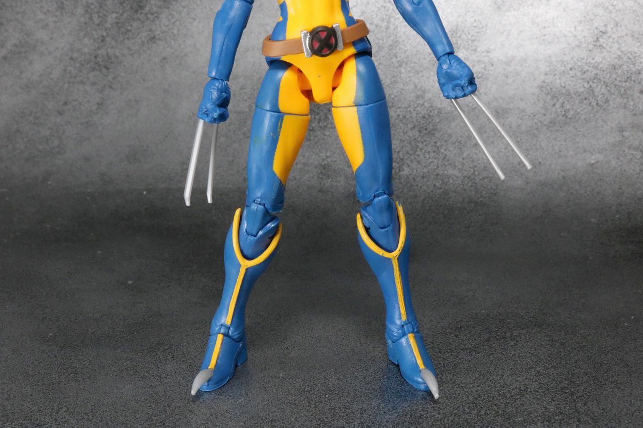 マーベルレジェンド ウルヴァリン X-23 レビュー 全身