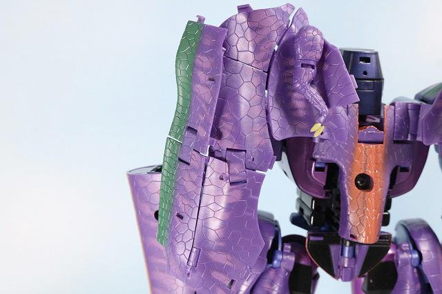 マスターピース MP-43 メガトロン ビーストウォーズ レビュー ロボットモード ビーストモード 変形