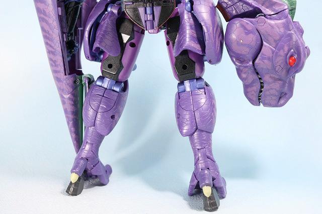 マスターピース MP-43 メガトロン ビーストウォーズ レビュー ロボットモード 全身