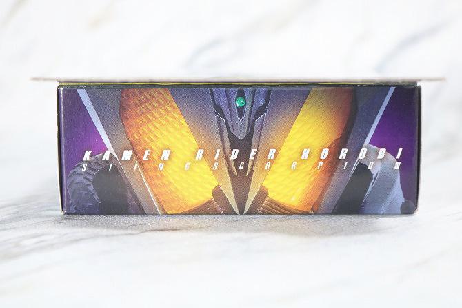 RKF RIDER KICK'S FIGURE 仮面ライダー滅 スティングスコーピオン レビュー パッケージ
