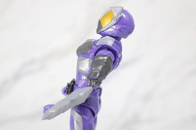 RKF RIDER KICK'S FIGURE 仮面ライダー滅 スティングスコーピオン レビュー 可動範囲
