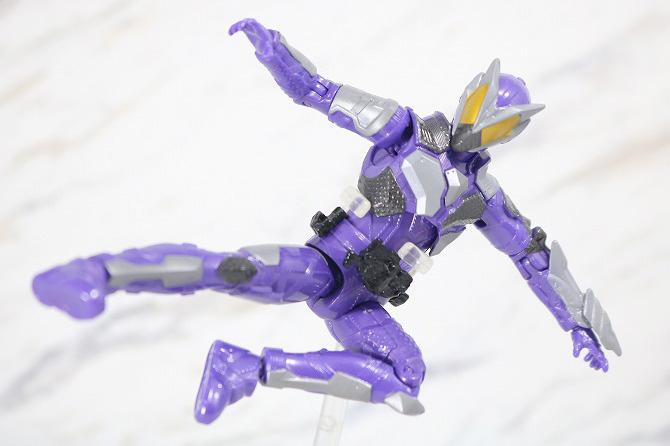 RKF RIDER KICK'S FIGURE 仮面ライダー滅 スティングスコーピオン レビュー アクション
