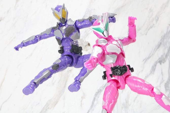 RKF RIDER KICK'S FIGURE 仮面ライダー滅 スティングスコーピオン レビュー アクション 仮面ライダー迅