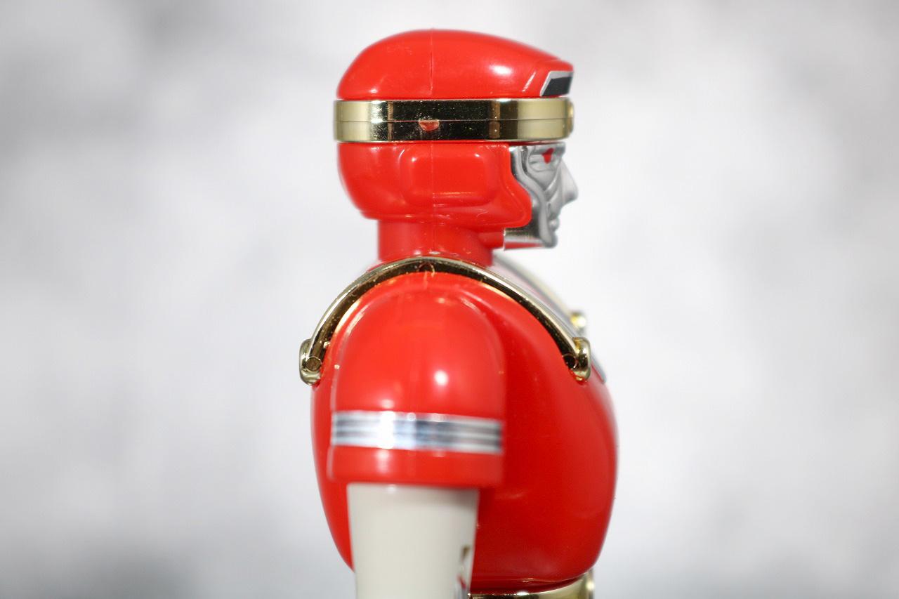 プラデラ 獣将ファイヤー バトルサルダー レビュー 全身