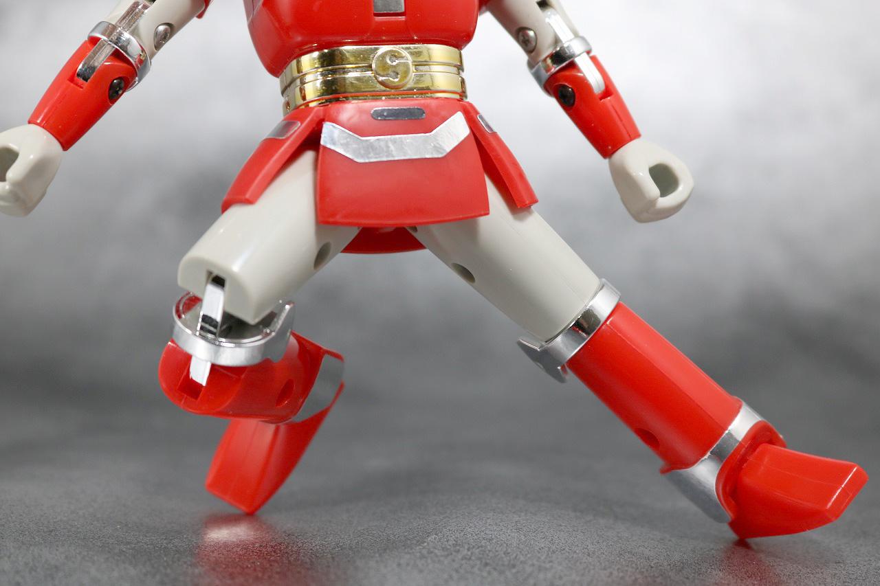プラデラ 獣将ファイヤー バトルサルダー レビュー 可動範囲
