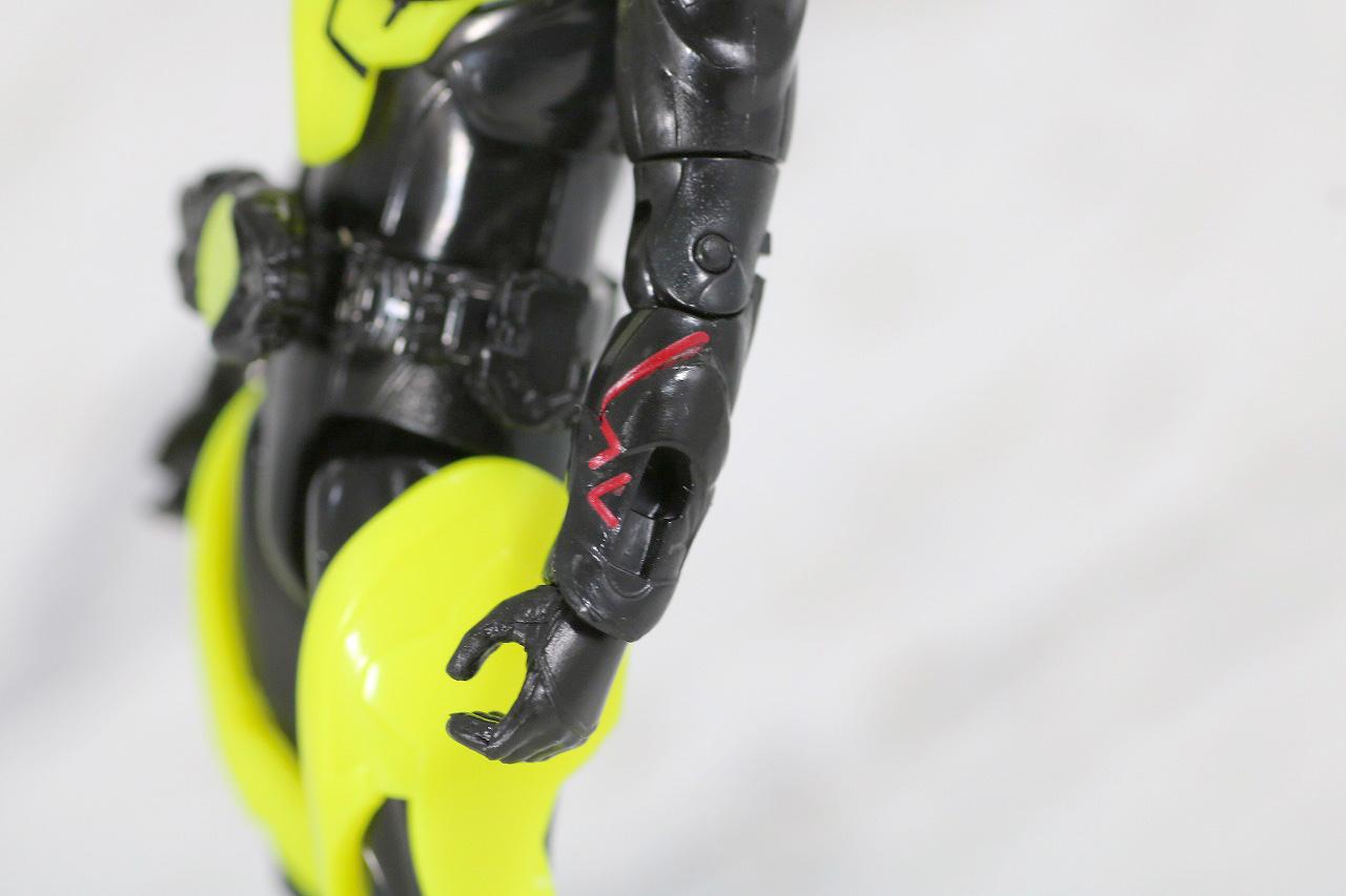 RKF RIDER KICK'S FIGURE 仮面ライダーゼロワン ハイブリットライズフィギュア レビュー ライジングホッパー 全身